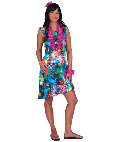 Гавайское платье: платье (Германия)