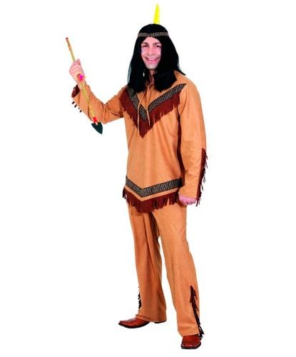 Национальный костюм индейца: кофта, штаны (Германия)