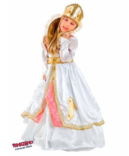 Костюм Золушки: головной убор, платье (Италия)