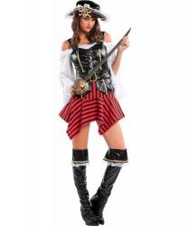 Карибская пиратка