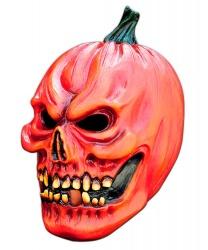 Латексная маска тыквы