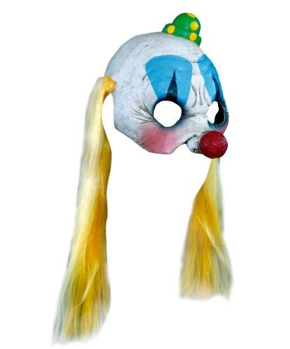 Полумаска клоуна, латекс (Германия)