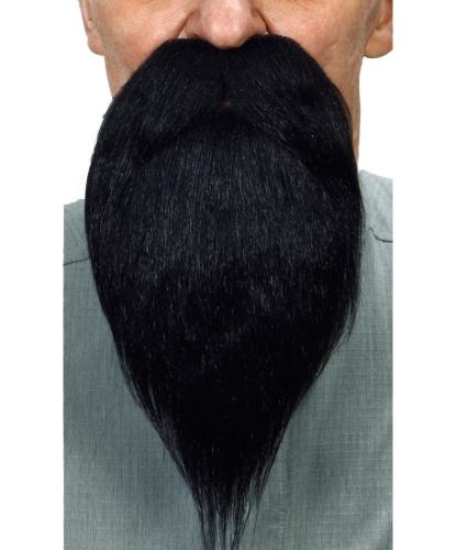 Чёрная борода с усами (Литва)