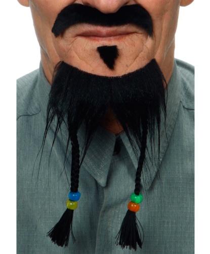 Борода и усы Джека Воробья (Литва)