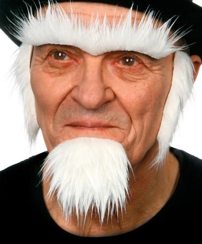Борода, брови, бакенбарды (Литва)