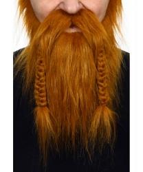 Борода и усы викинга