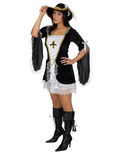 Костюм мушкетерки: платье (Германия)