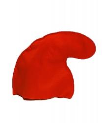 Колпак смурфика красный