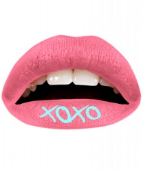 Наклейка на губы Хохо - Помада, лаки, гели, арт: 6524