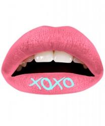 Наклейка на губы Хохо