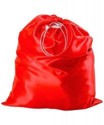 Атласный мешок для подарков