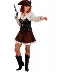 Пиратский корсет