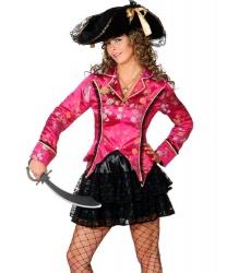Женский пиратский жакет