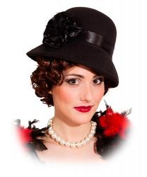 Шляпа в стиле Чарльстон