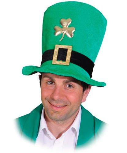 Зеленая шляпа с клевером (Италия)