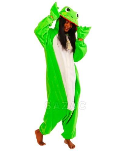 Кигуруми Лягушка  пижама с капюшоном (Германия) 532869188113c