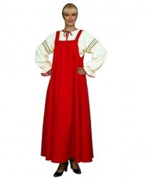 Алёнушка: блузка, сарафан, повязка (Россия)