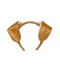 Уши собаки короткие - Рога, нимбы, уши, арт: 6601