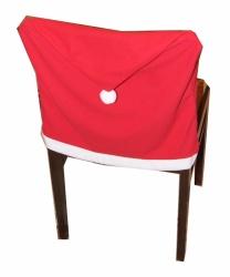 Украшение на стул новогоднее