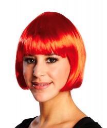 парик-красное-каре