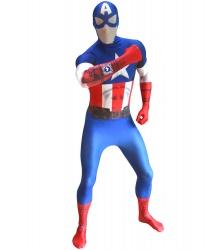 Интерактивный Капитан Америка