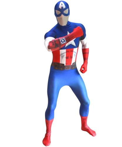 Интерактивный костюм Капитана Америки (Англия)