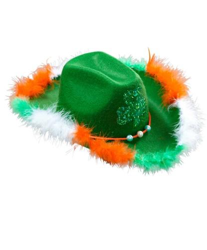 Шляпа к празднику Святого Патрика (Италия)
