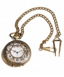 Часы на цепочке (муляж)