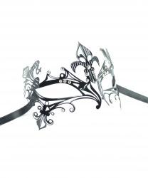 Венецианская маска из металла