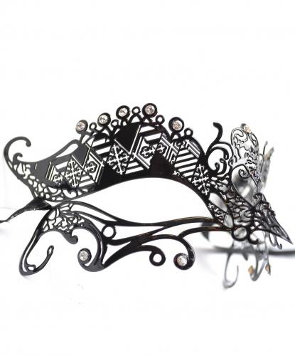 Венецианская маска, металл (Италия)