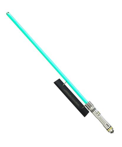 Коллекционный световой меч Кита Фисто: зеленый (США)