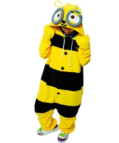 Кигуруми Пчелка: комбинезон с капюшоном (Россия)
