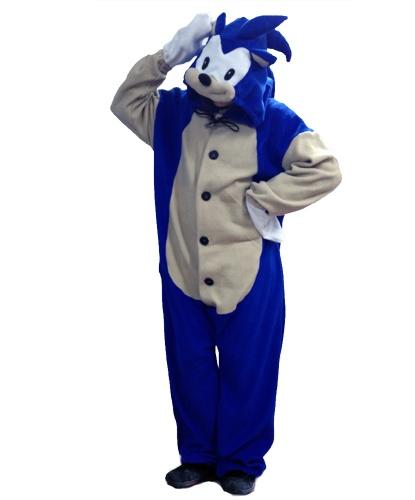 Кигуруми Sonic: комбинезон с капюшоном (Россия)