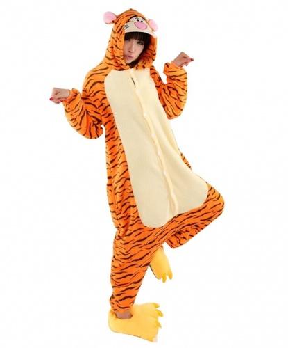 Кигуруми Тигр: комбинезон с капюшоном (Китай)