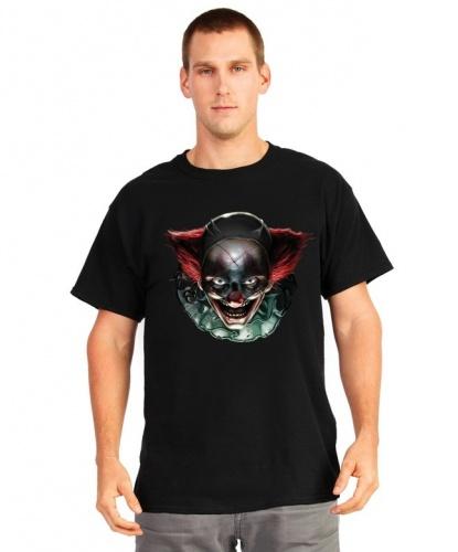 Футболка Сумасшедший клоун: футболка (Великобритания)