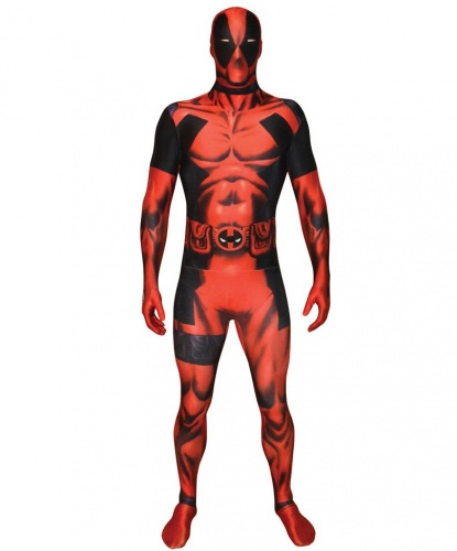 Морфкостюм костюм Дэдпул (Deadpool) (Великобритания)