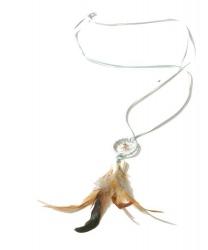 Ожерелье в индейском стиле