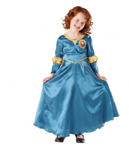 Костюм Мериды из Храбрая сердцем: платье (Германия)