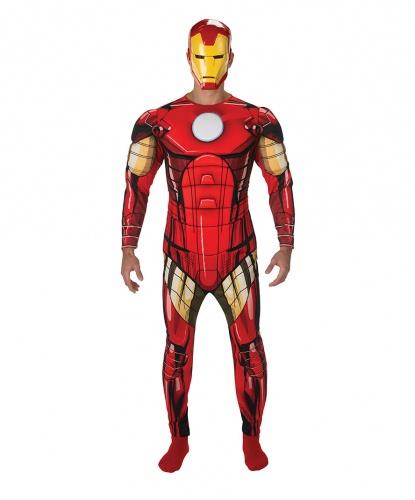 Костюм Iron man: комбинезон, маска (Германия)