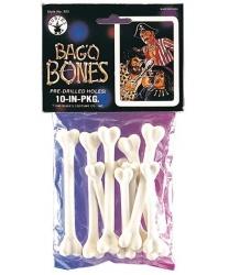Набор пластиковых костей (10шт) - Другие аксессуары, арт: 6845