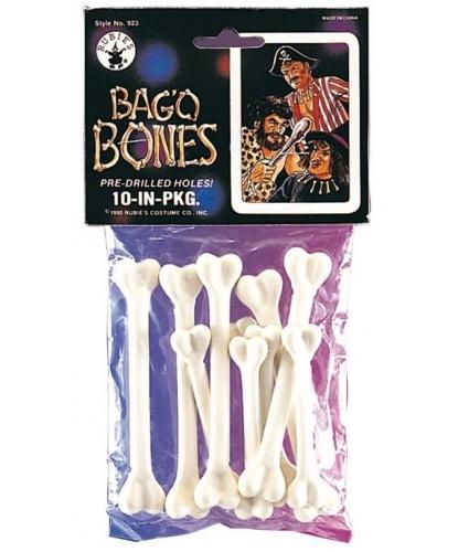 Набор пластиковых костей (10шт)