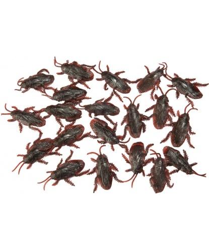 Тараканы из латекса