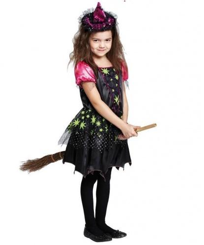 Костюм озорной ведьмочки: платье (Германия)