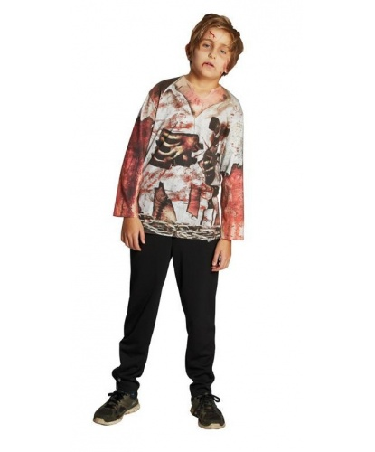 Детская футболка Зомби: футболка (Германия)
