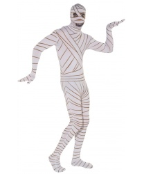 Костюм мумии (2nd Skin) (Zentai)