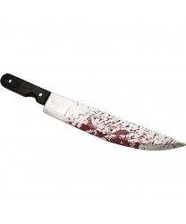 Окровавленный нож (50 см)