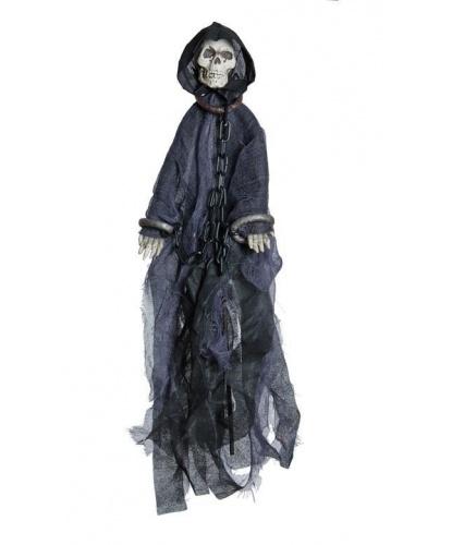 Декорация на Хэллоуин Скелет в кандалах