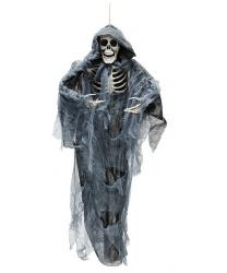 """Подвесная декорация """"Скелет-привидение"""""""