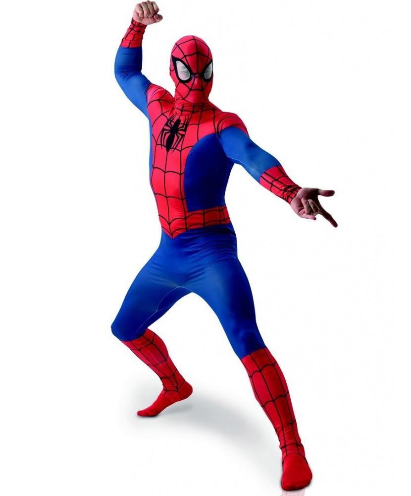 Выкройку костюма человека паука 67