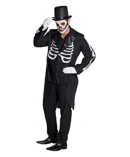 Фрак скелета на Хэллоуин: фрак (Германия)